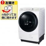 NA-VX3600L-Wの効果と口コミは? 【パナソニック】【ドラム式洗濯乾燥機】シーツも楽々洗えて、花粉時期も梅雨時も4人家族でも安心♪